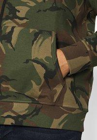 Polo Ralph Lauren Big & Tall - DOUBLE TECH - Zip-up hoodie - british elmwood - 5