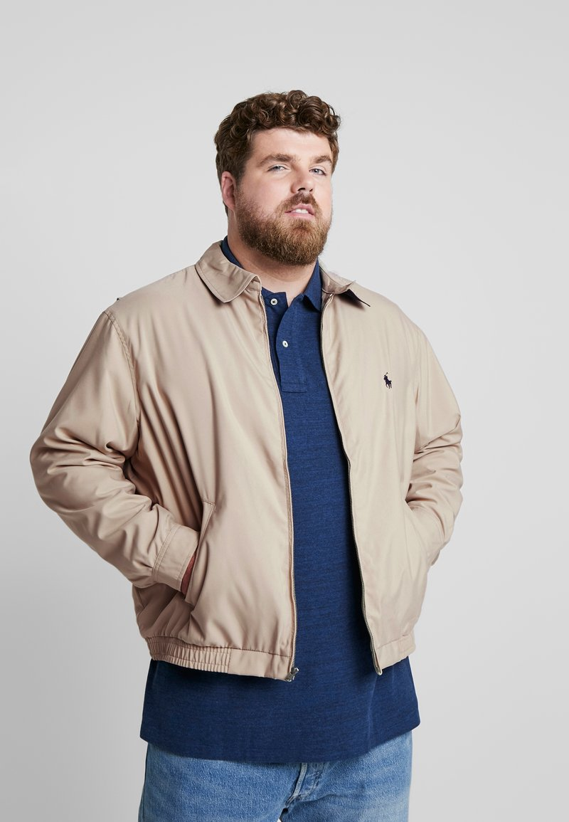 Polo Ralph Lauren Big & Tall - Lehká bunda - khaki