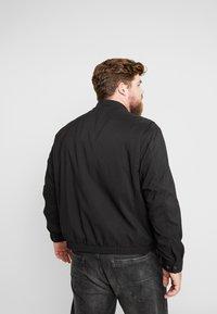 Polo Ralph Lauren Big & Tall - Lehká bunda - black - 2