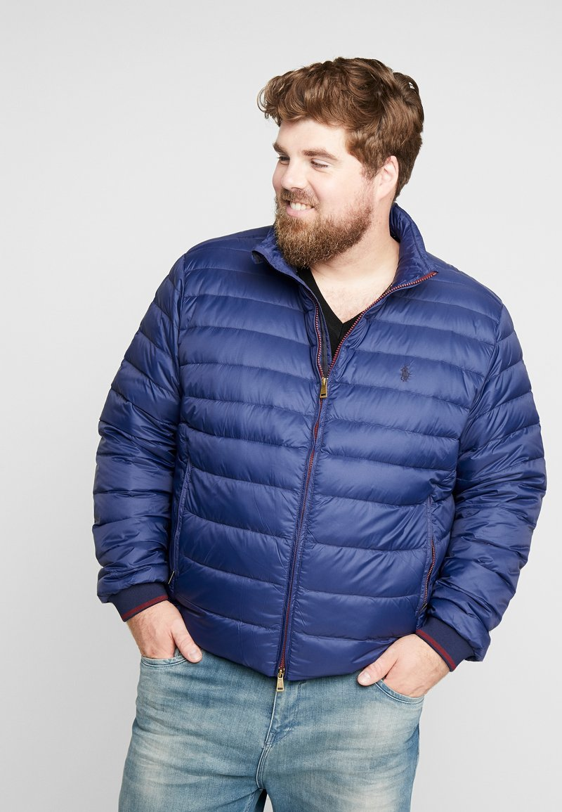 Polo Ralph Lauren Big & Tall - HOLDEN JACKET - Down jacket - cruise navy
