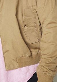 Polo Ralph Lauren Big & Tall - CITY BARACUDA  - Lehká bunda - luxury tan - 5