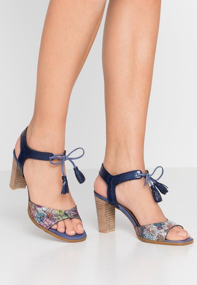 Sandals - scoop argent/rock notte mavrick jeans