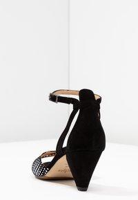 PERLATO - Sandals - melodia/noir - 5