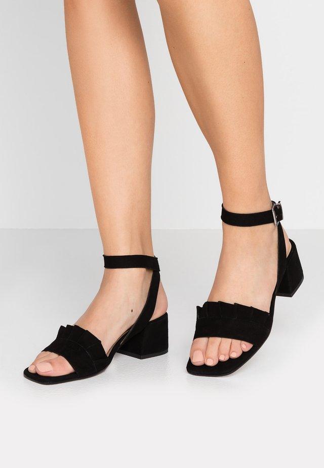 Sandalen - noir