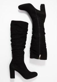 PERLATO - Vysoká obuv - noir - 3