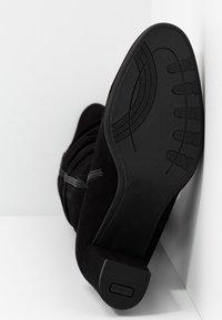 PERLATO - Vysoká obuv - noir - 6