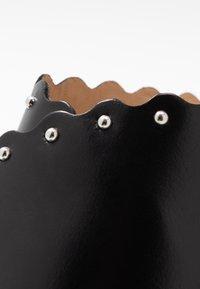 PERLATO - Ciabattine - jamaica noir - 2