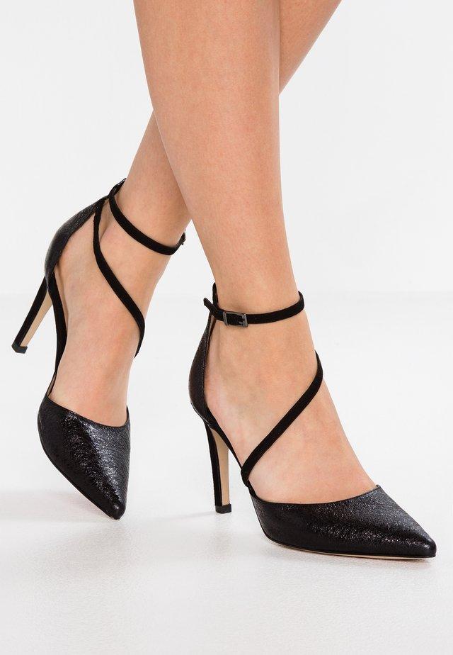 High heels - ferrer/noir