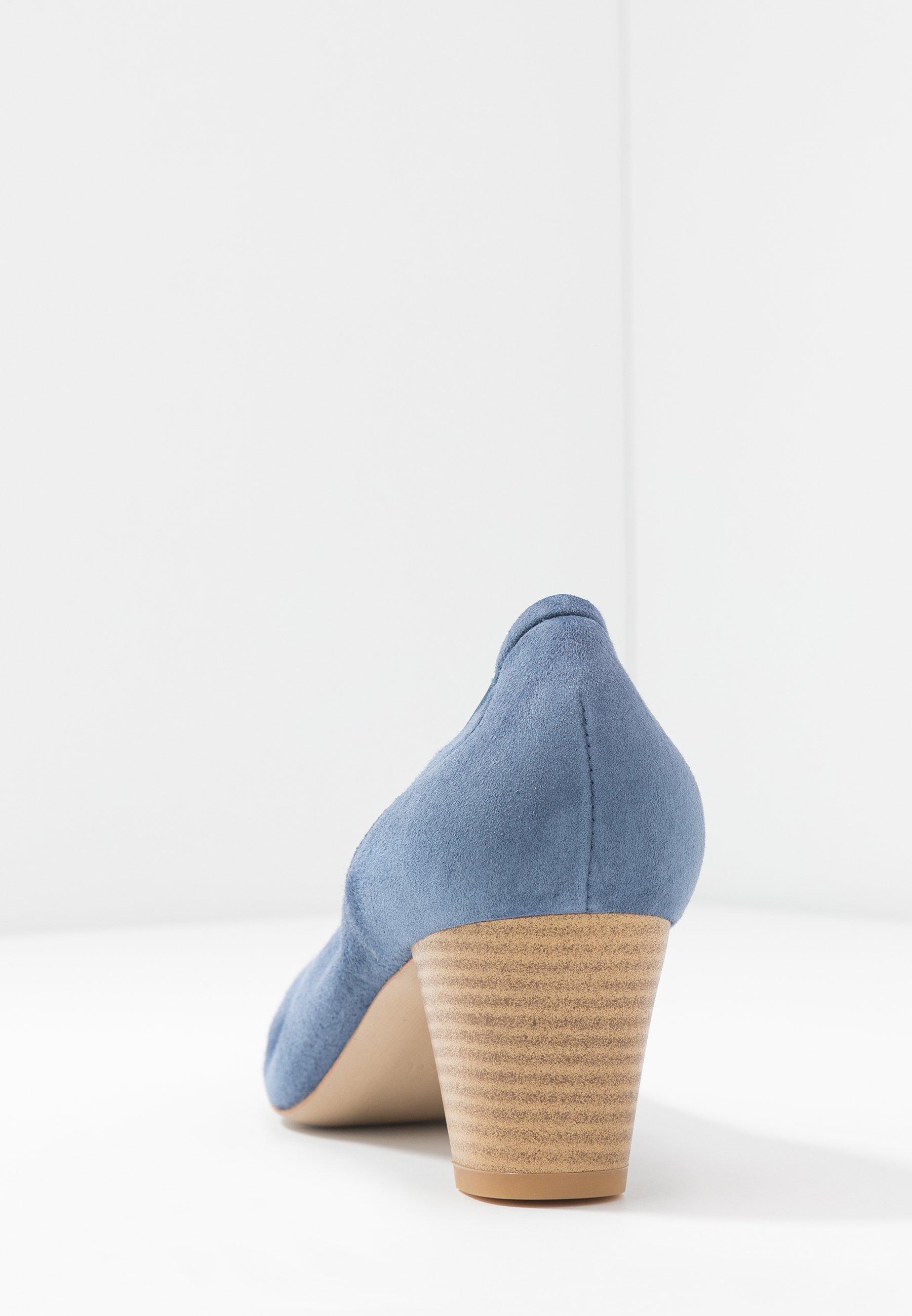 PERLATO Czółenka - jeans
