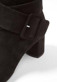 PERLATO - Kotníkové boty - noir - 2