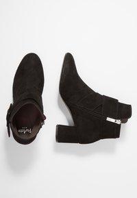 PERLATO - Kotníkové boty - noir - 3