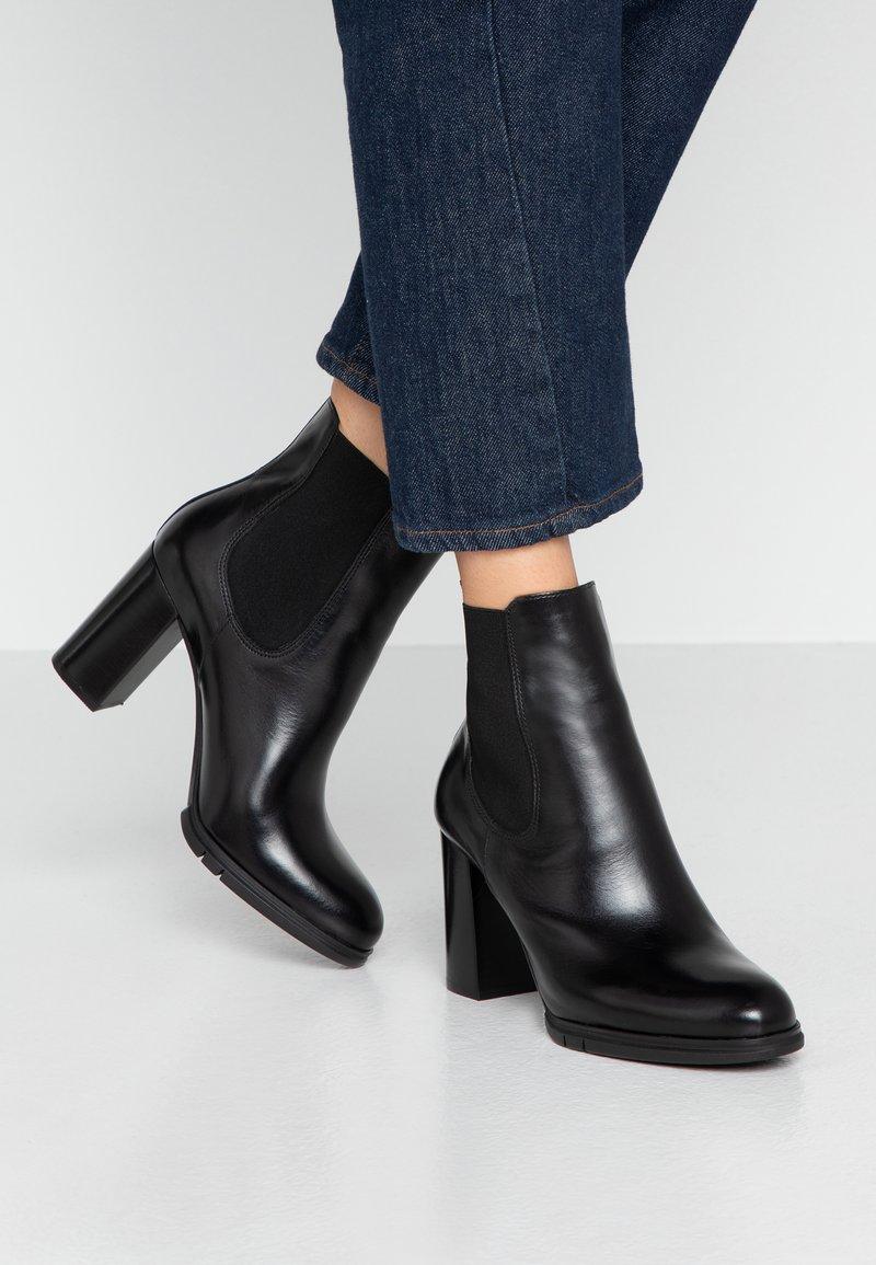 PERLATO - Kotníkové boty - noir