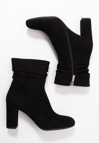 PERLATO - Classic ankle boots - noir - 3