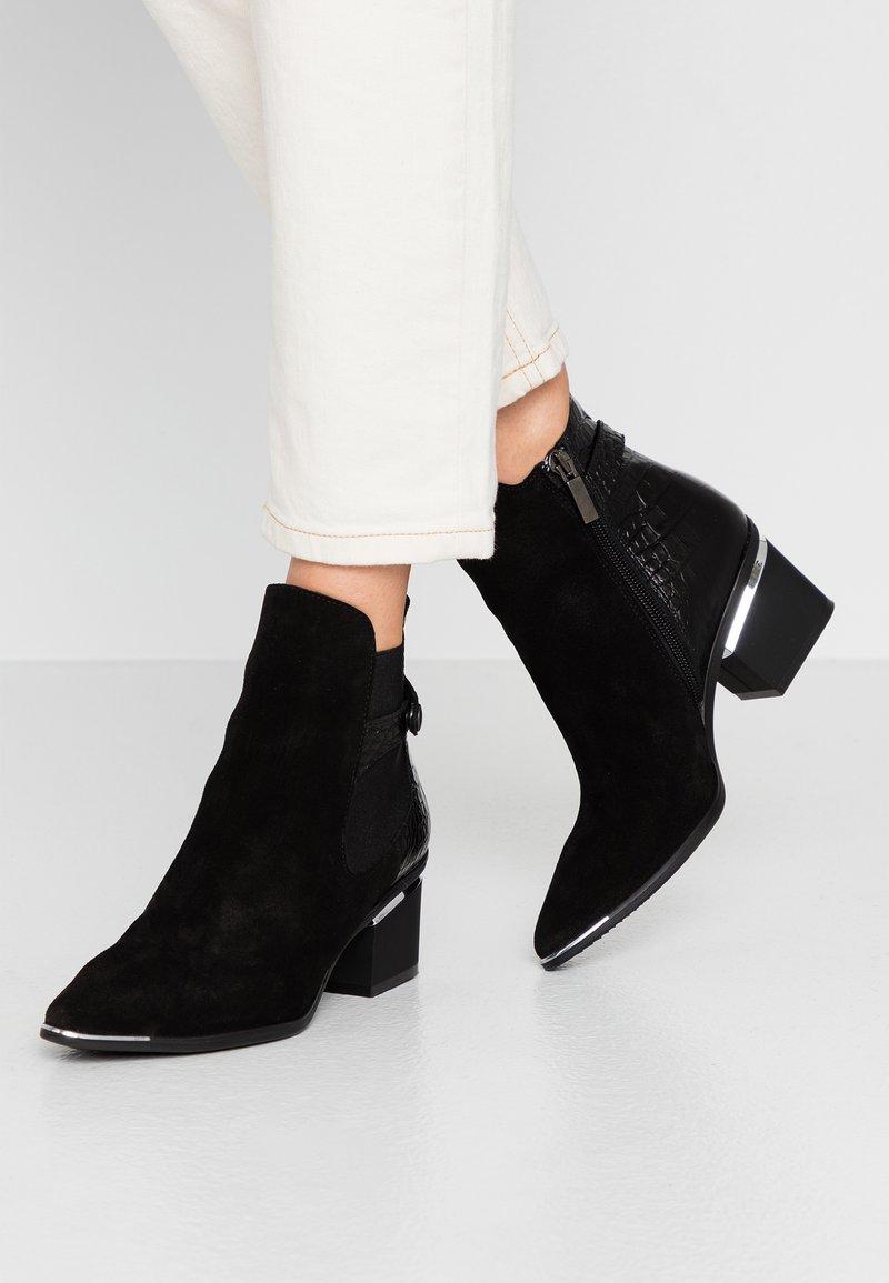 PERLATO - Kotníková obuv - noir