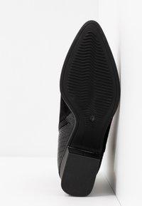 PERLATO - Kotníková obuv - noir - 6