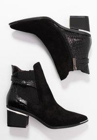 PERLATO - Kotníková obuv - noir - 3