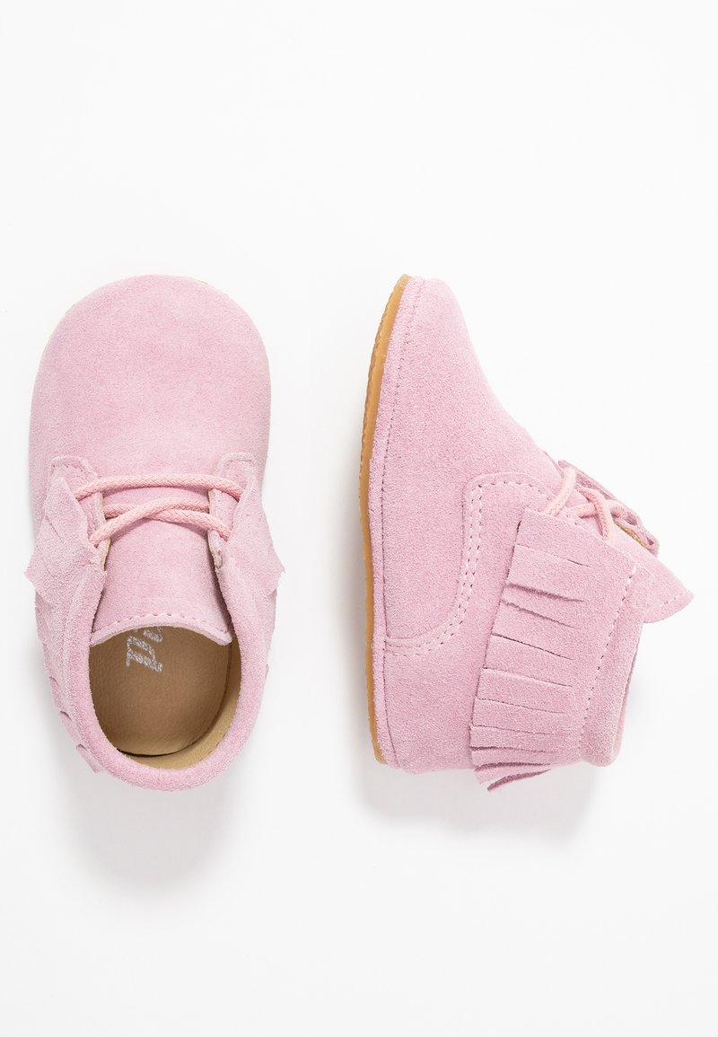 Pinocchio - First shoes - pink