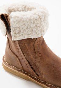 Pinocchio - Kotníkové boty - mid brown - 2
