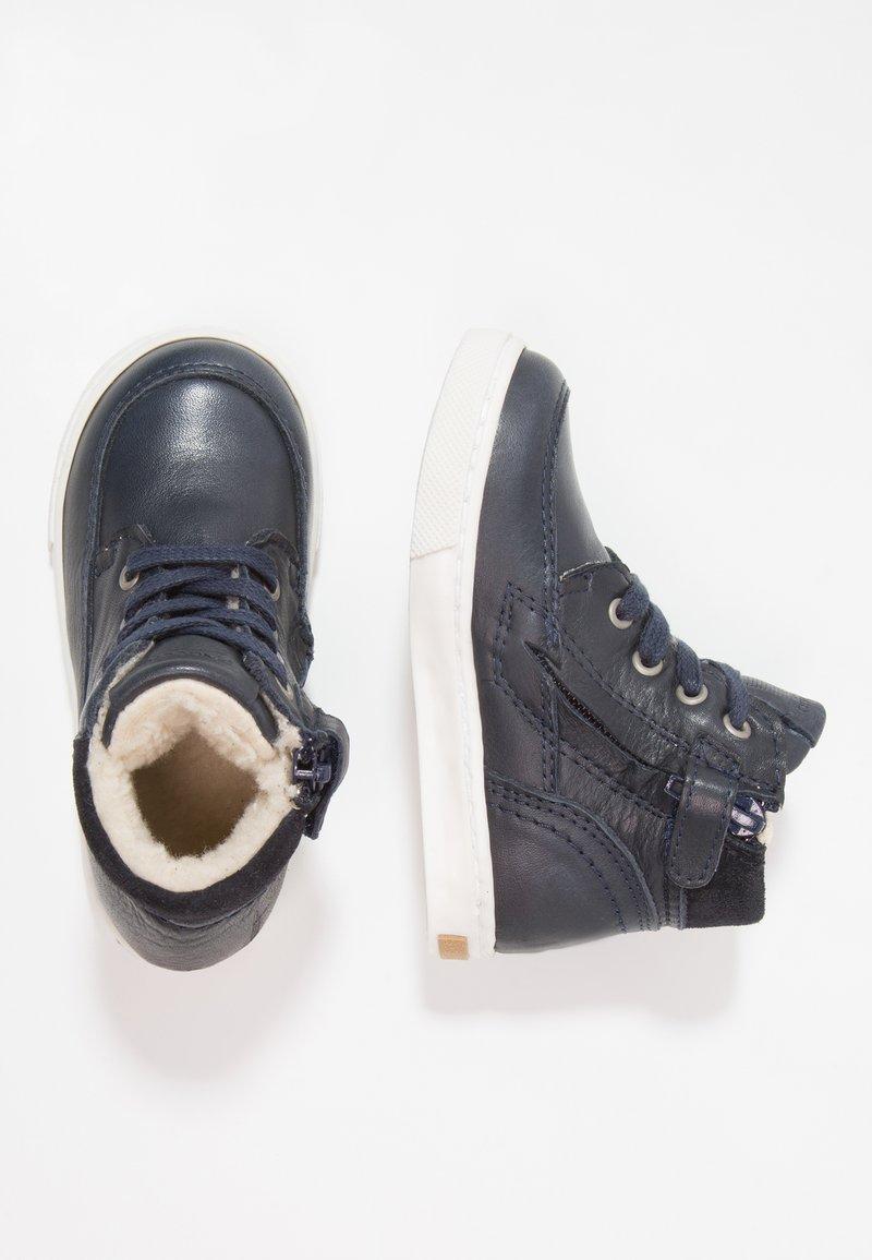 Pinocchio - Baby shoes - dark blue
