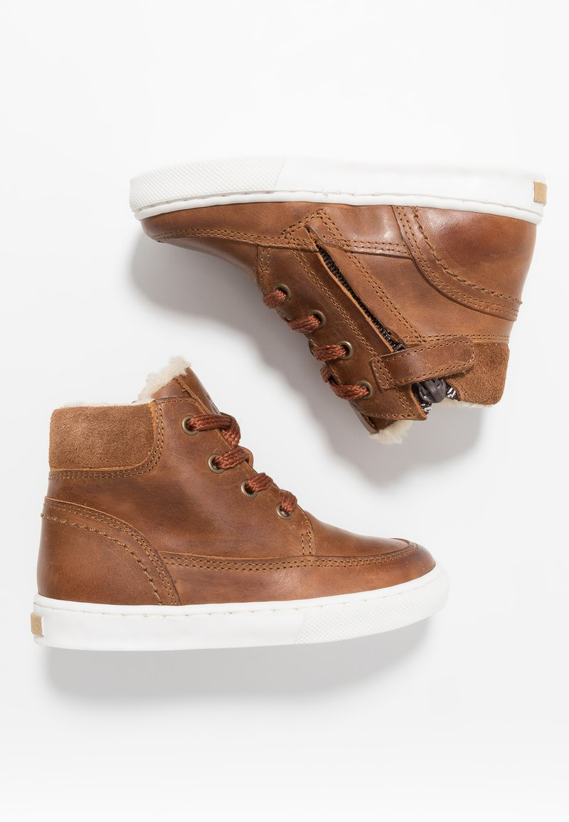 Pinocchio - Sneaker high - mid brown