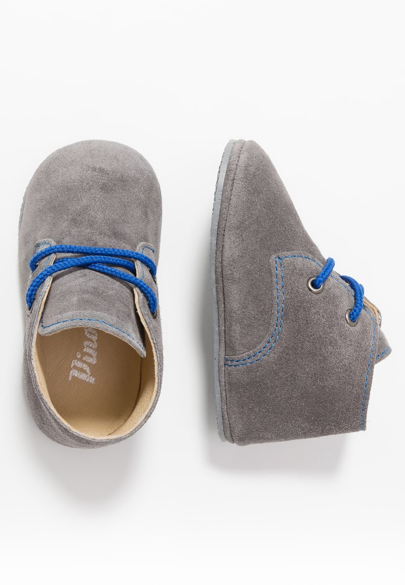 Pinocchio - First shoes - grey