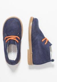 Pinocchio - Volnočasové šněrovací boty - dark blue - 0