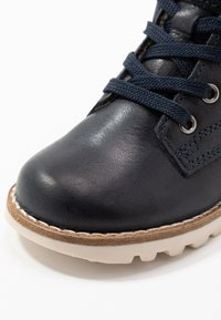 Pinocchio - Šněrovací kotníkové boty - dark blue - 2