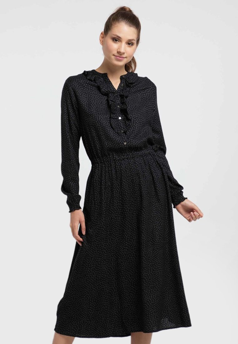 Petrol Industries - Maxi dress - black