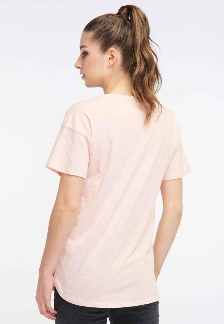 Imprimé Petrol Petrol shirt IndustriesT IndustriesT Pink FJlTuK13c