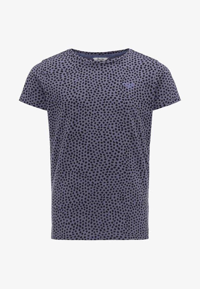 T-shirt imprimé - faded lilac