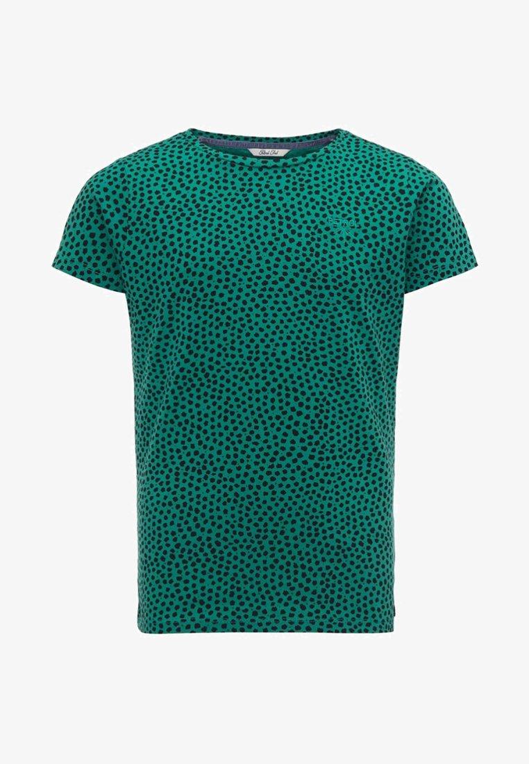 Petrol Industries - Camiseta estampada - greenlake