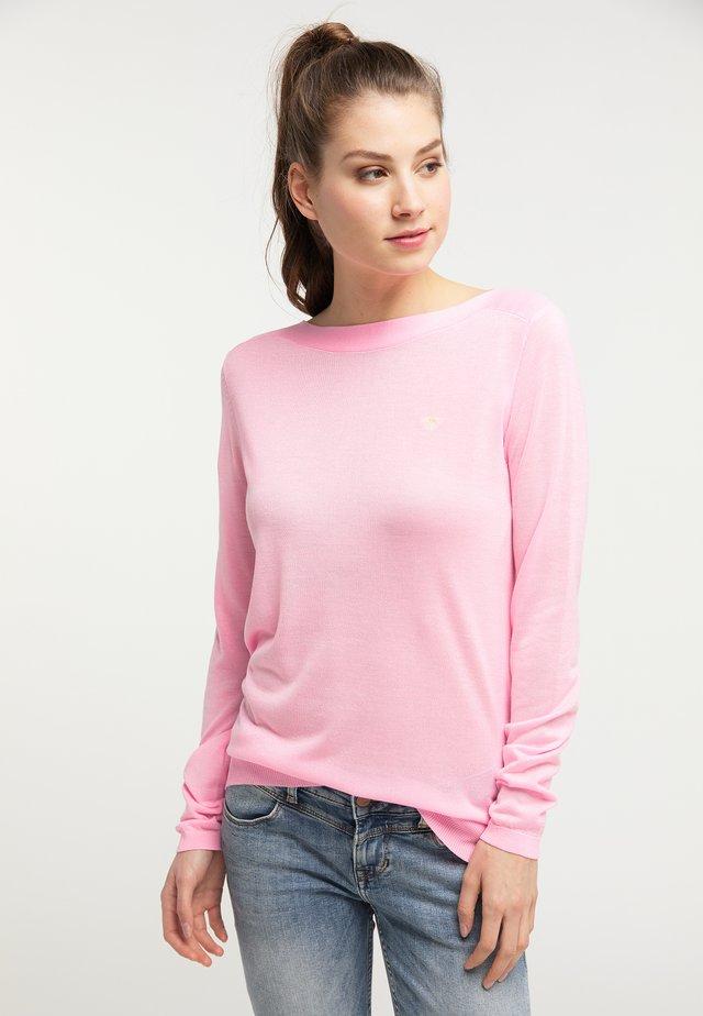 Jersey de punto - cotton candy