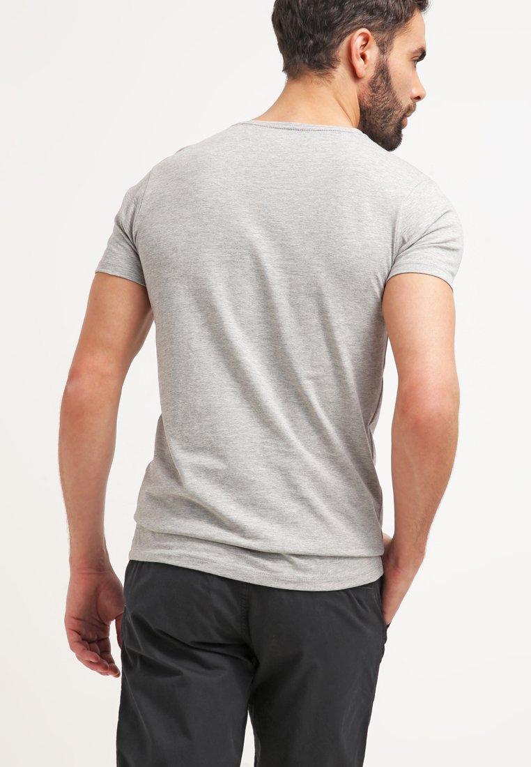 Petrol 2 Basique Industries PackT Grey shirt Tu1FJc5lK3