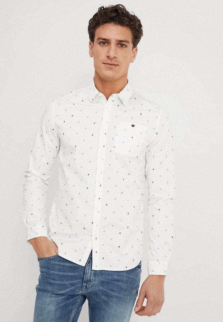 Petrol Industries - Shirt - chalk white