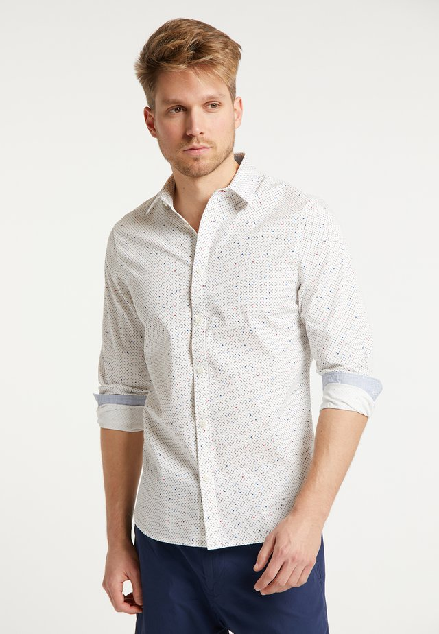 PETROL INDUSTRIES HEMD - Camicia - chalk white