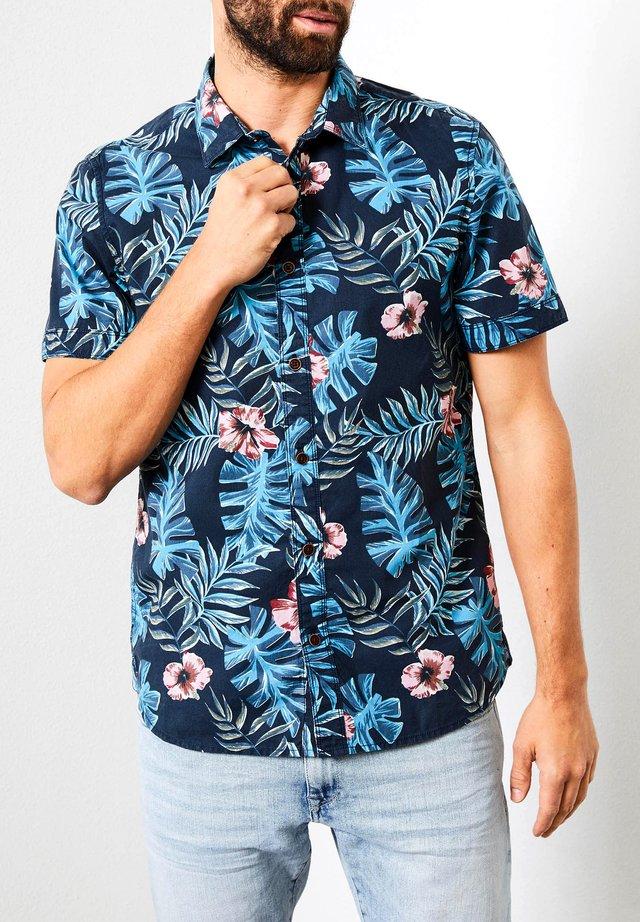 Shirt - deep navy