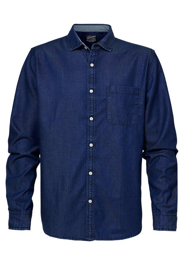 Shirt - dark indigo