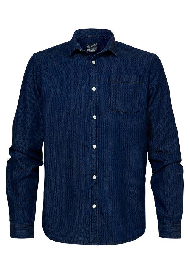 Skjorta - dark indigo