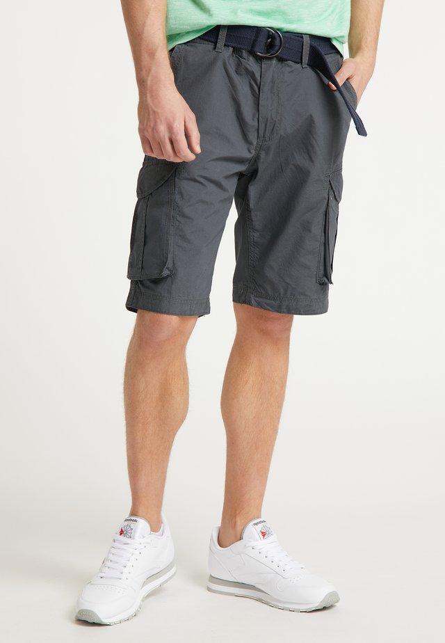 Shorts - raven grey