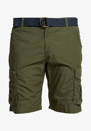 Pantalon cargo - dark army