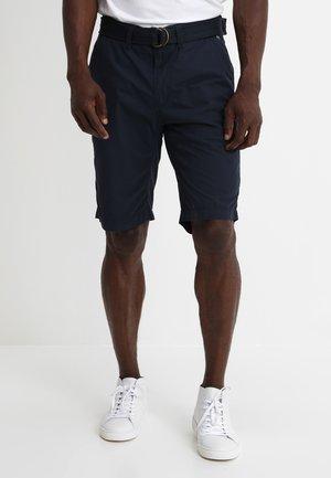 BELT - Shorts - deep navy
