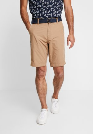BELT - Shorts - dark tobacco