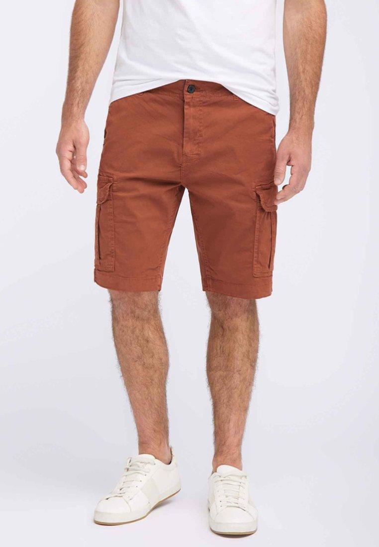 Petrol Industries - Shorts - brown