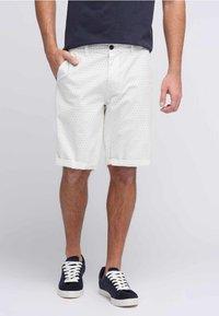 Petrol Industries - Shorts - white - 0
