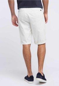 Petrol Industries - Shorts - white - 2