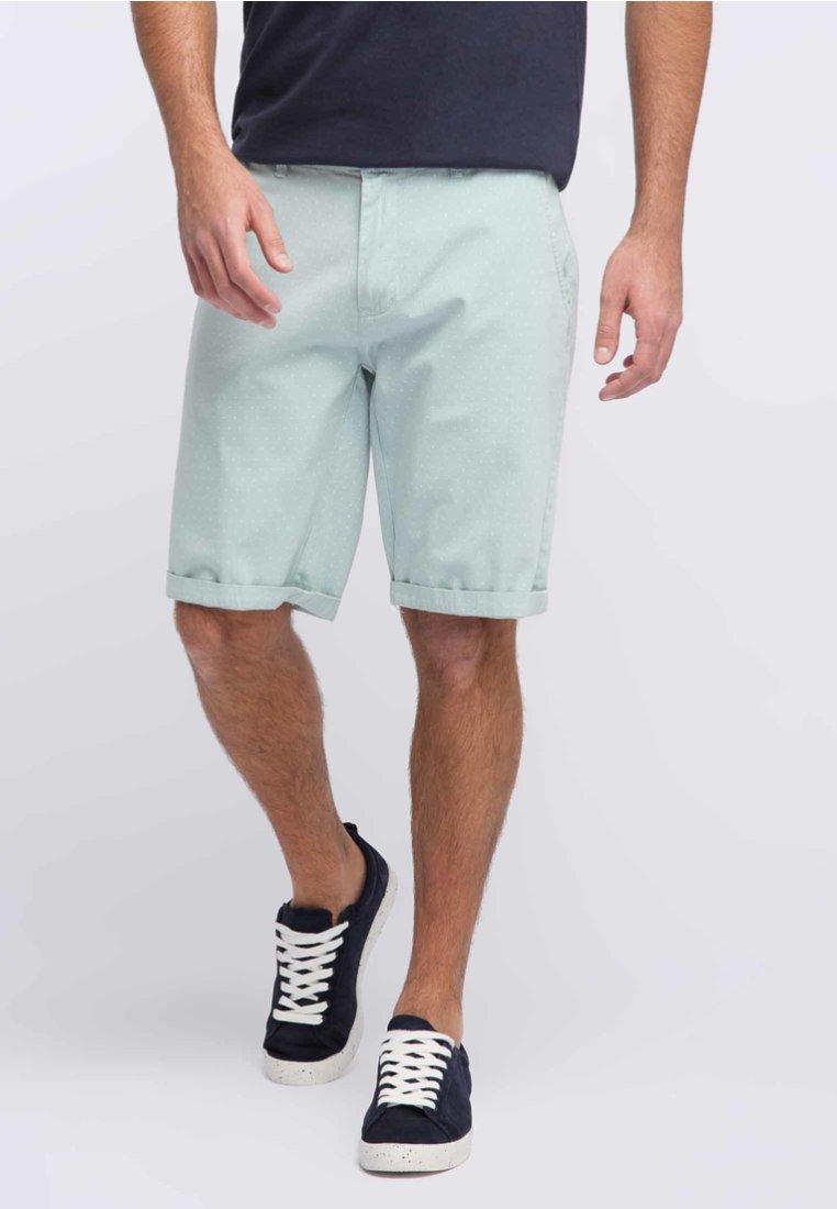 Petrol Industries - Shorts - cadet blue