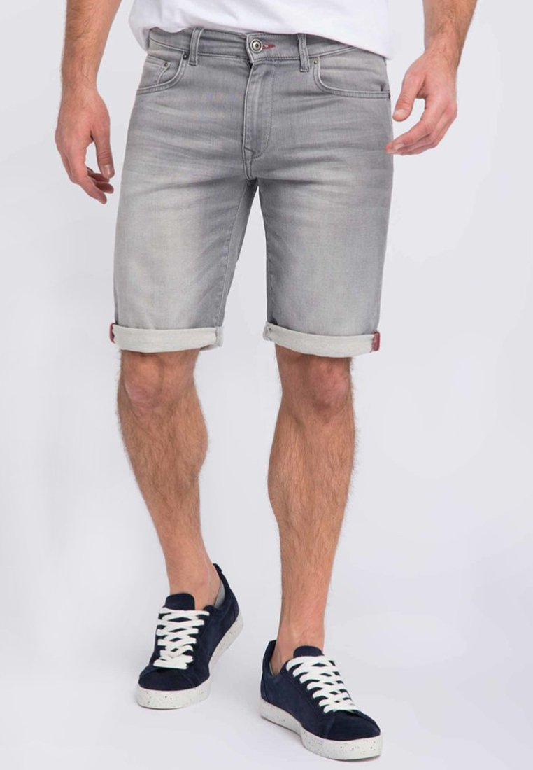 Petrol Industries - Denim shorts - grey old