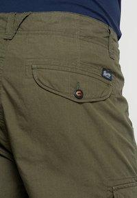 Petrol Industries - Shorts - dark army - 5