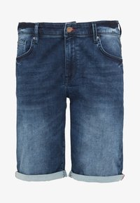 Petrol Industries - SHORTS - Farkkushortsit - deep blue sea - 4