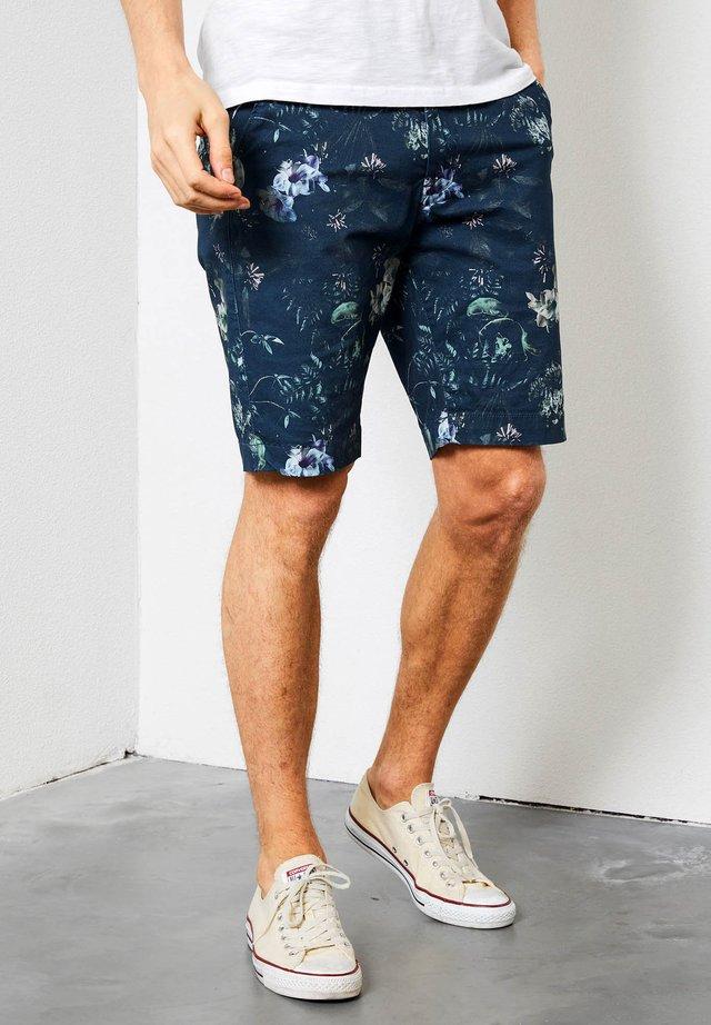 Shorts - dark turquoise